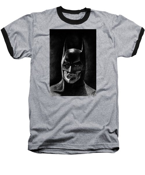 Batman Baseball T-Shirt