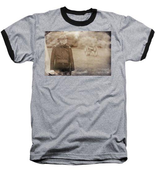 Battery D Baseball T-Shirt
