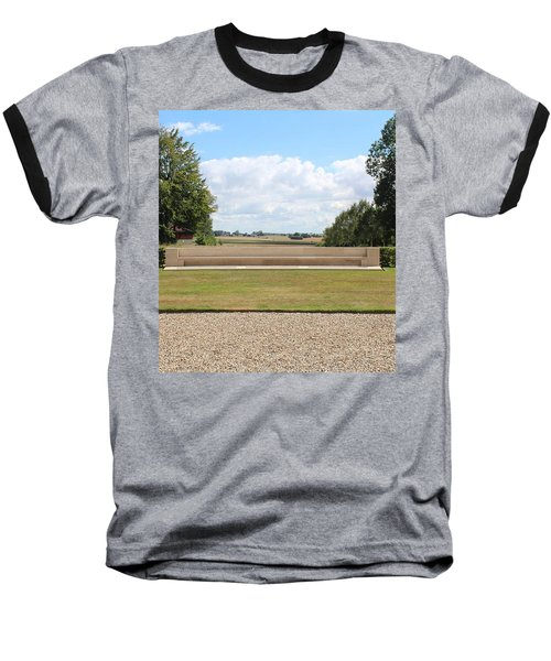 Historic View Baseball T-Shirt