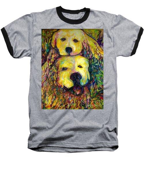 Bauer And Windi Baseball T-Shirt