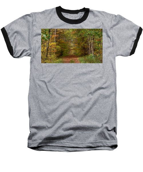 Baxter's Hollow  Baseball T-Shirt