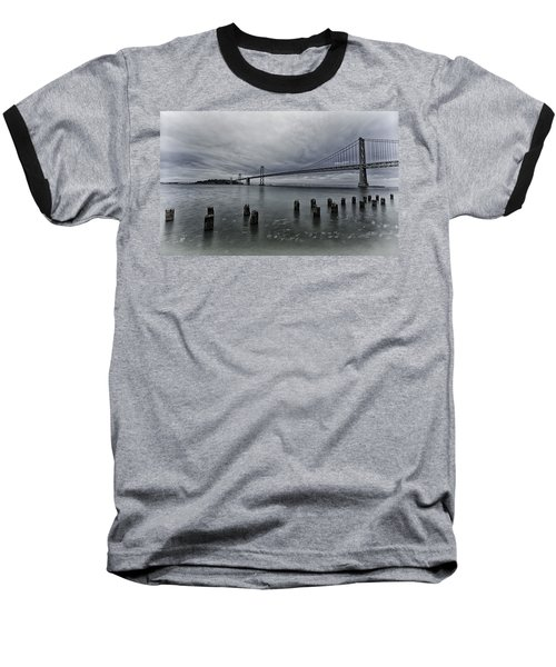 Bay Bridge Baseball T-Shirt