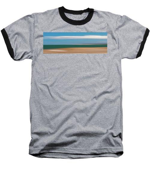 Bay Cloud Baseball T-Shirt