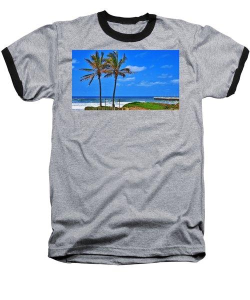 Bay Of Plenty 2 Baseball T-Shirt