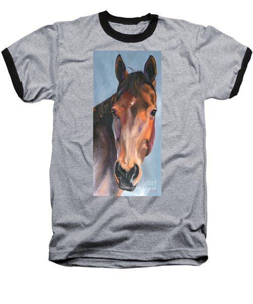Thoroughbred Royalty Baseball T-Shirt