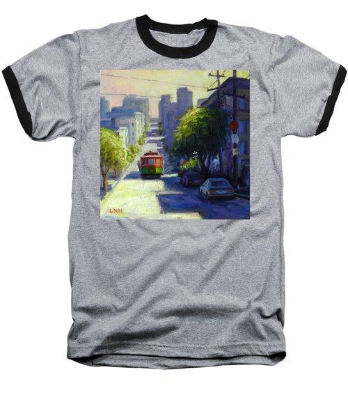 Bay Street San Francisco Baseball T-Shirt