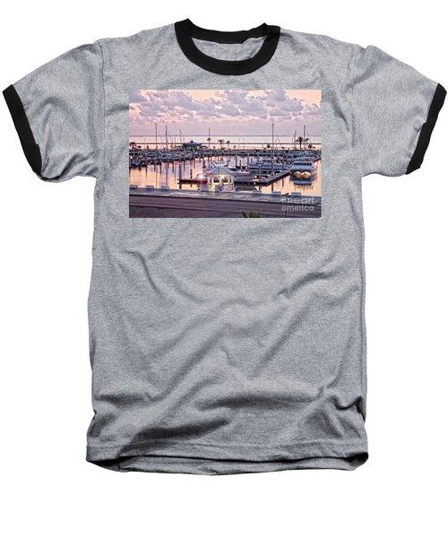 Bay Sunrise Baseball T-Shirt