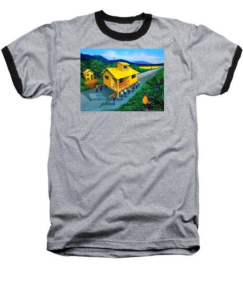 Bayanihan Baseball T-Shirt