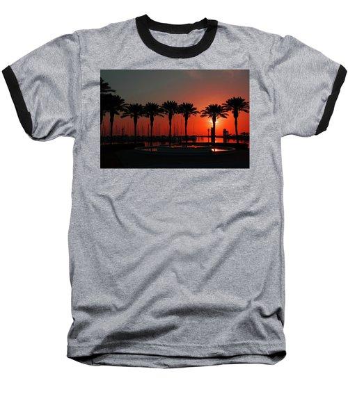 Bayshore Drive Harborwalk Baseball T-Shirt