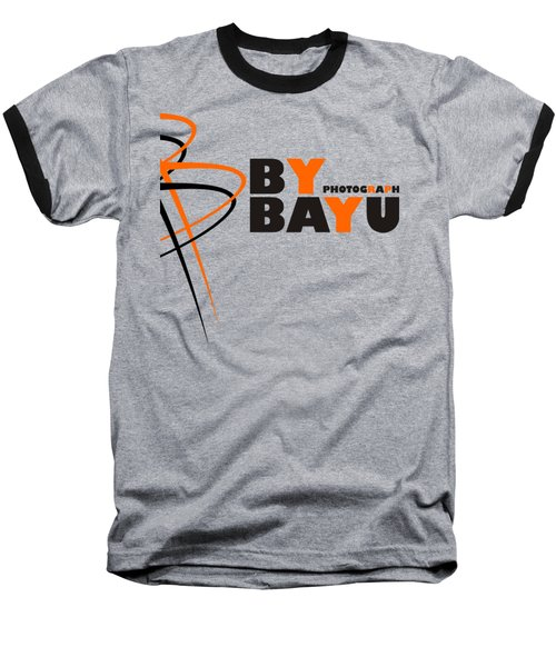 By Bayu Art Baseball T-Shirt