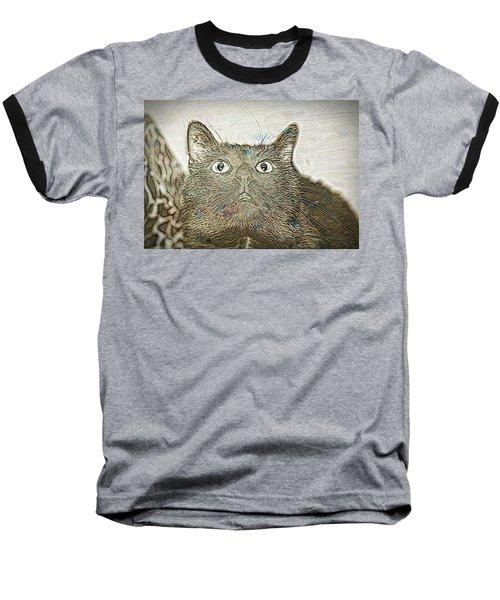 Bb Gazing Baseball T-Shirt