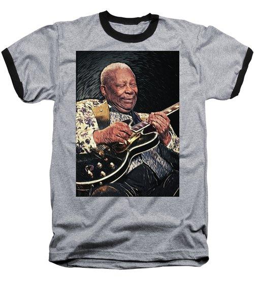B.b. King II Baseball T-Shirt