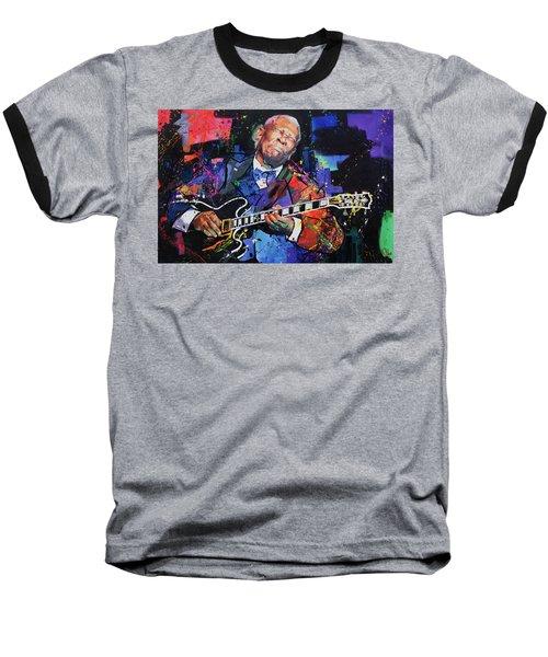Bb King Baseball T-Shirt