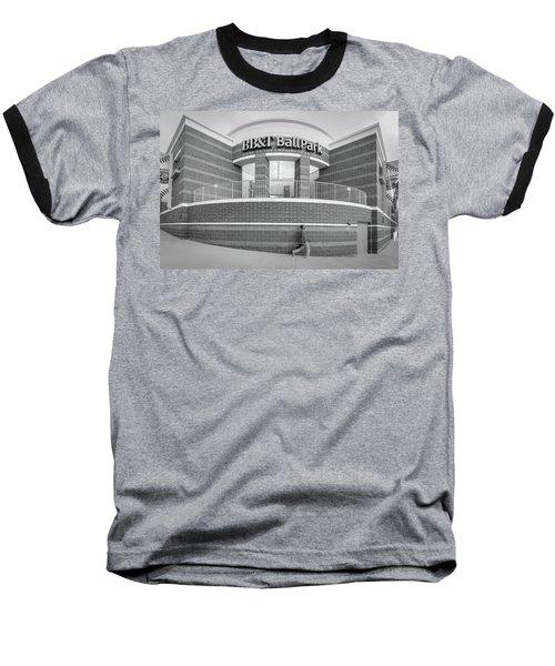 Bbt Ballpark Building Baseball T-Shirt