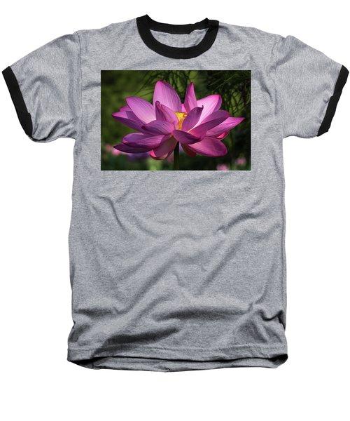 Be Like The Lotus Baseball T-Shirt