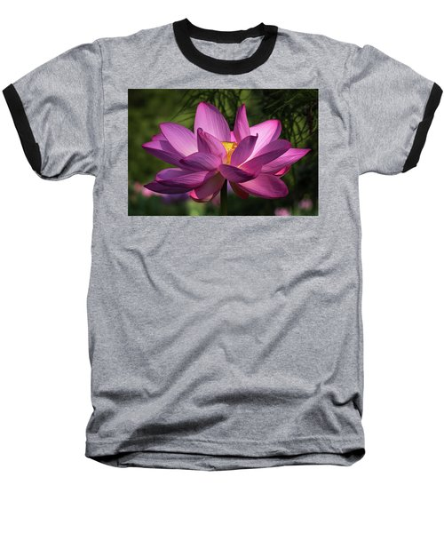 Be Like The Lotus Baseball T-Shirt