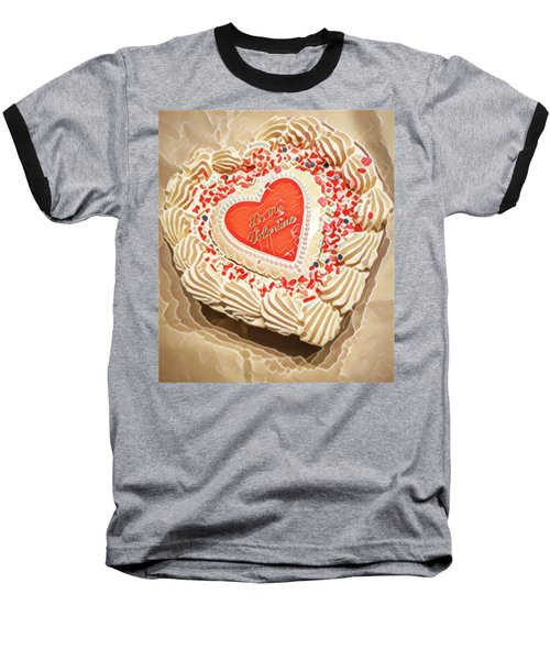 Be My Valentine  Baseball T-Shirt