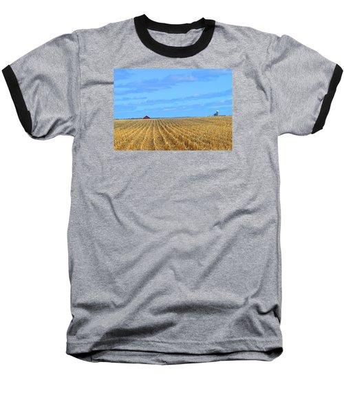 Be Still And ... Baseball T-Shirt by Tina M Wenger