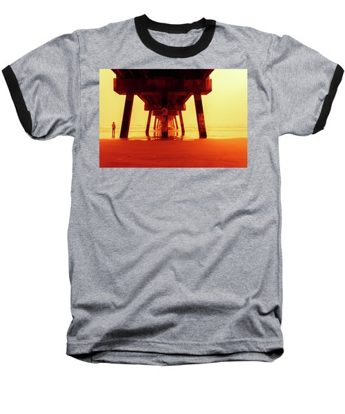 Be Still Baseball T-Shirt
