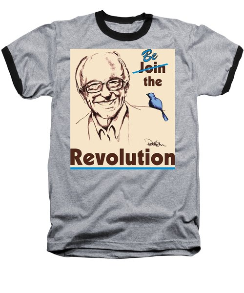 Be The Revolution Baseball T-Shirt