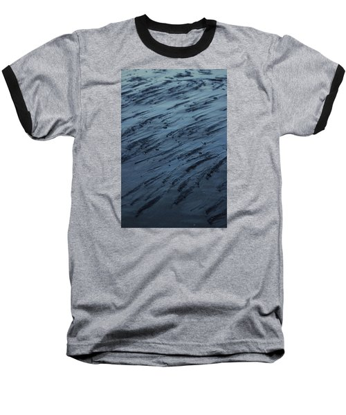 Beach Abstract 20 Baseball T-Shirt