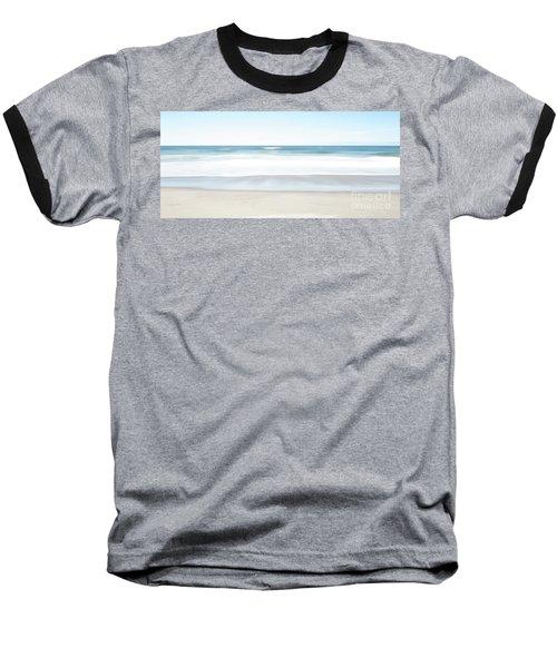 Beach Abstract Baseball T-Shirt