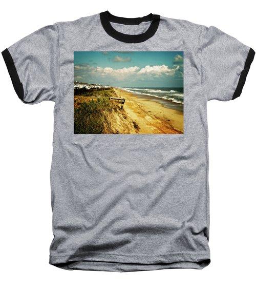 Beach At Corolla Baseball T-Shirt