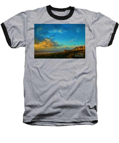 Beach Beauty  Baseball T-Shirt