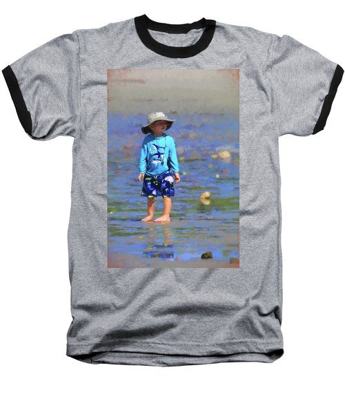 Beach Boy Baseball T-Shirt