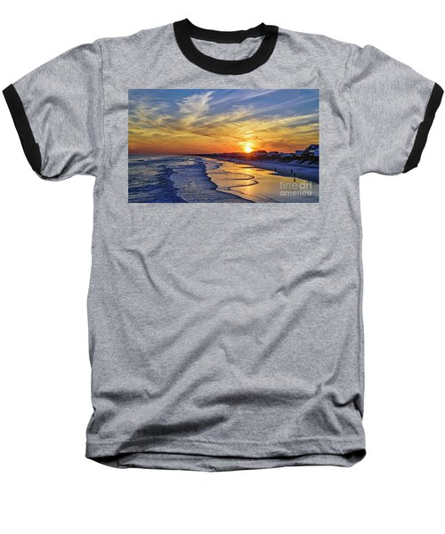 Beach Bum Baseball T-Shirt