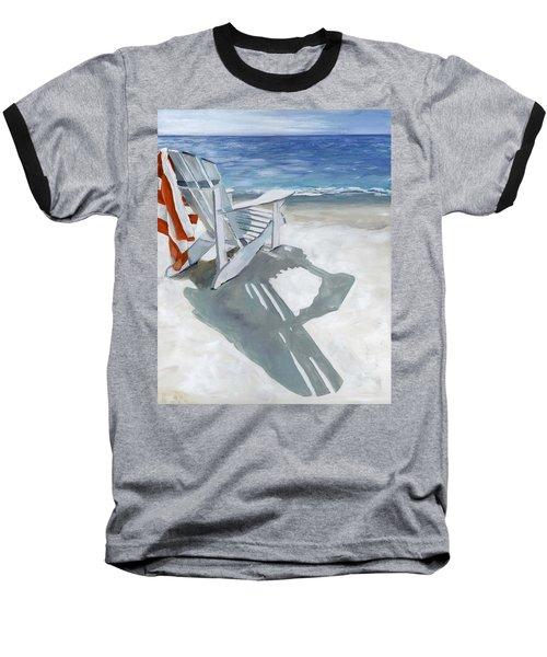 Beach Chair Baseball T-Shirt