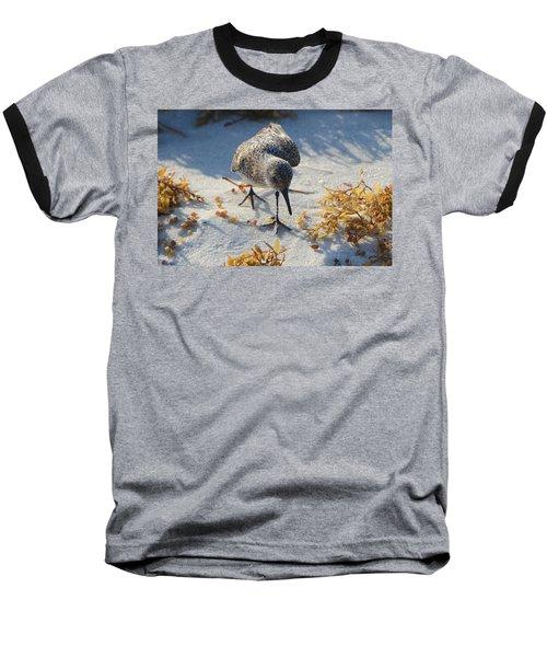 Beach Combing Baseball T-Shirt