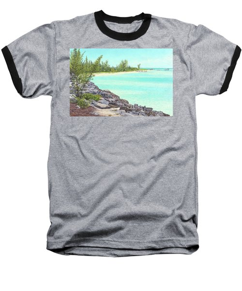 Beach Cove Baseball T-Shirt