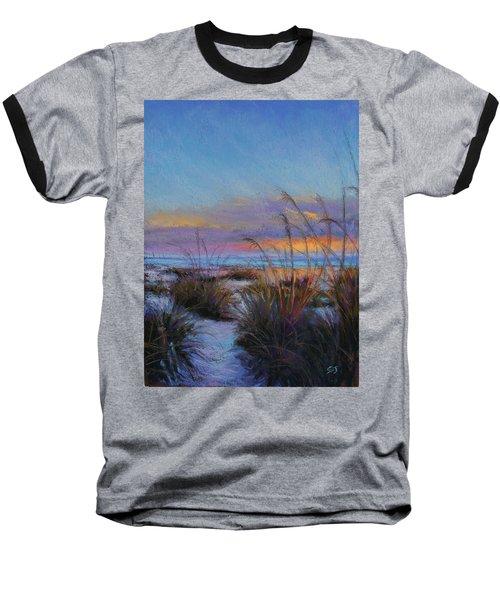 Beach Escape Baseball T-Shirt