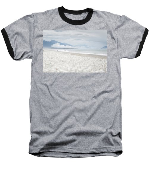 Beach For Two Baseball T-Shirt