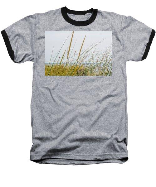 Beach Grass Baseball T-Shirt