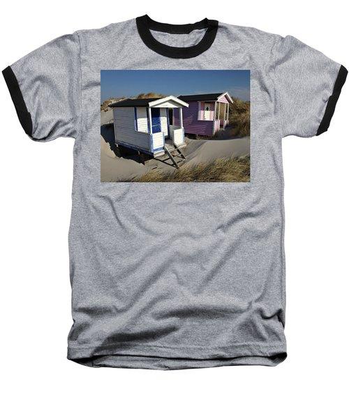 Beach Houses At Skanor Baseball T-Shirt