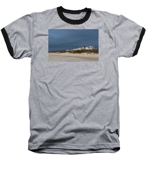 Beach Houses Baseball T-Shirt