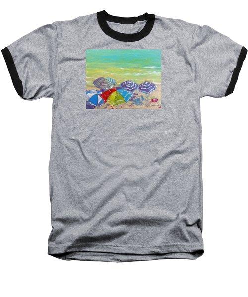 Beach Is Best Baseball T-Shirt