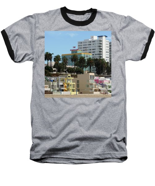 Beach Life Baseball T-Shirt