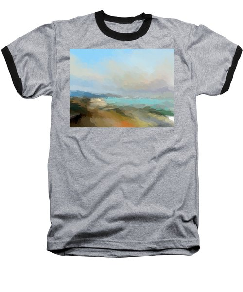 Beach Light Baseball T-Shirt