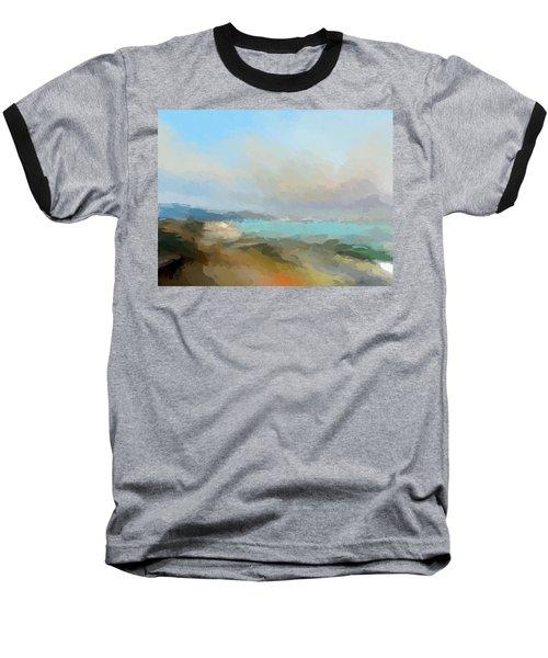 Beach Light Baseball T-Shirt