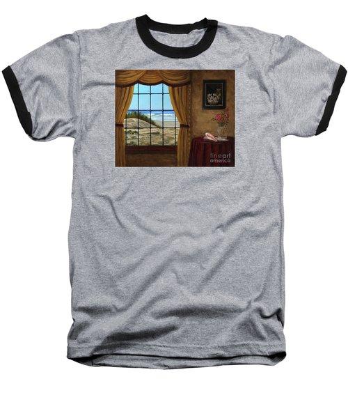 Beach Longing Baseball T-Shirt