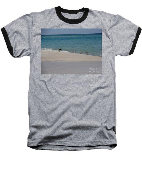 Beach Natives Baseball T-Shirt