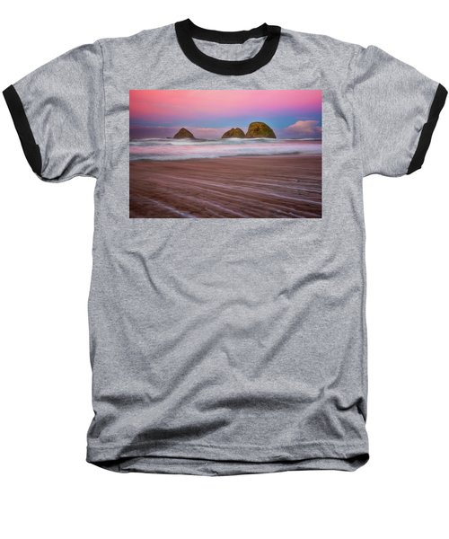 Baseball T-Shirt featuring the photograph Beach Of Dreams by Darren White