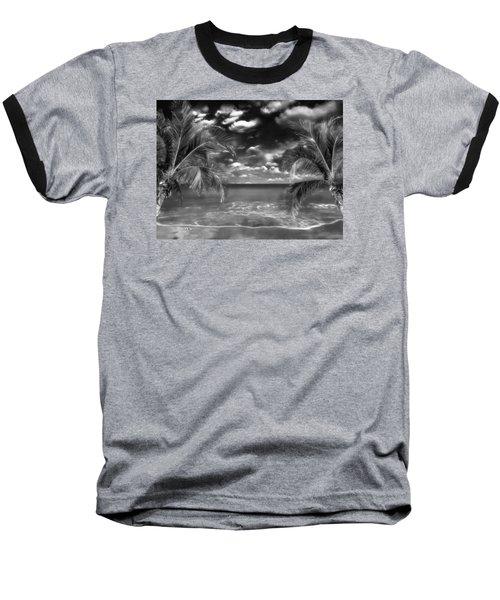 Beach Of Forgotten Colours Baseball T-Shirt