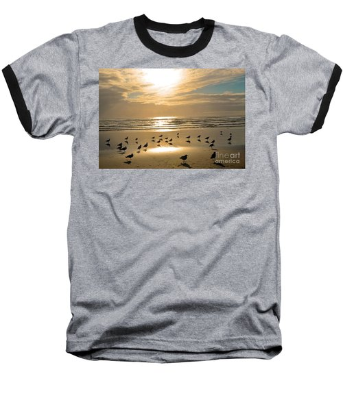 Beach Party Baseball T-Shirt