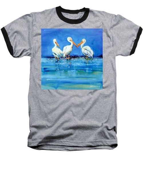 Beach Party Baseball T-Shirt