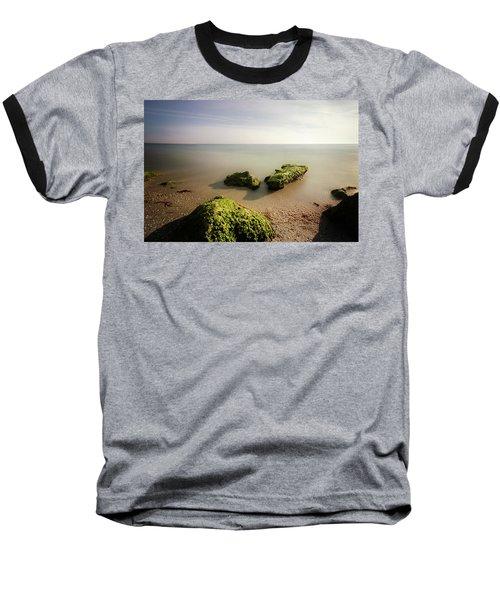 Beach Baseball T-Shirt by RC Pics