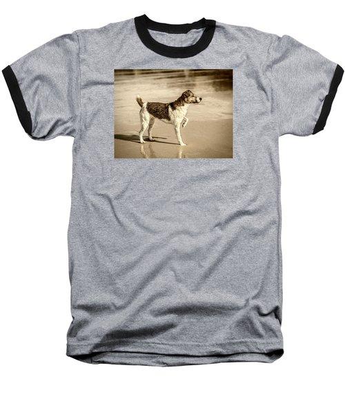 Beach Ready Baseball T-Shirt